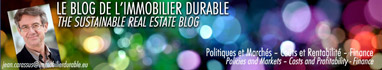 Zumablog : Le Blog de l'Immobilier Durable The Sustainable Real Estate Blog